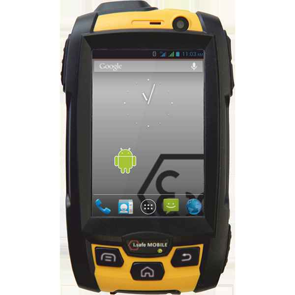 Smartphone ATEX i.Safe Mobile INNOVATION 2.0