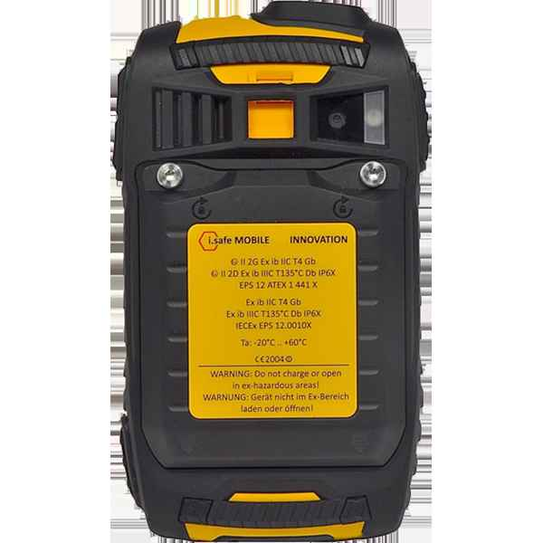 Smartphone ATEX i.Safe Mobile IS.730.2